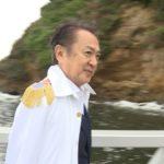 横須賀市長が猿島(モンキー・D・ルフィ島)を視察