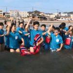 小学生が新聞記者体験 湘南の海を知ろう